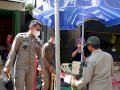Bikin Macet, Satpol PP Gowa Tertibkan PKL di Jl Usman Salengke