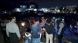 Operasi Cipta Kondisi Ramadan, Polres Gowa Amankan 4 Motor