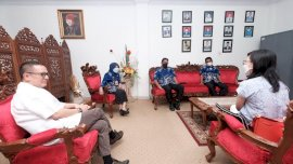 Putra Sampoerna Foundation akan Beri Beasiswa Pelatihan Para Gurudi Gowa