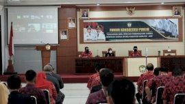 Bahas RPJMD, Pemkab Fokus Pembangunan 2021