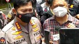 Melawan Saat Ditangkap, Densus 88 Tembak Mati Teroris di Makassar