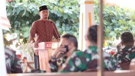 Perbaikan Makam Sultan Hasanuddin Selesai,Ini Dilakukan Forkopimda Gowa