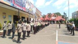 150 Personil Polres Gowa Amankan Peringatan May Day