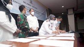 Hari ke-2 Pembahasan Batas Daerah, Makassar-Gowa Rampung