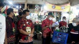 TPID Gowa Pantau Ketersediaan dan Harga Kebutuhan Pokok Jelang Idul Fitri