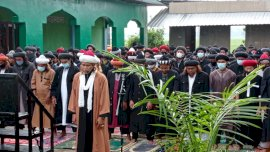 Hari Ini, 300 Warga An-Nadzir di Gowa Gelar Sholat Id