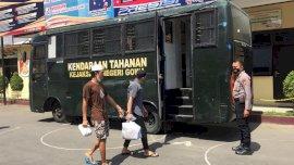 Nonreaktif Covid-19, Tahanan Titipan Kejari di Polres Gowa Dipindahkan ke Rutan