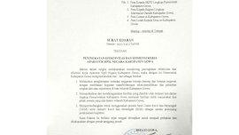 Surat Edaran Bupati Gowa, SKPD Dilarang Buat Kegiatan di Luar Daerah