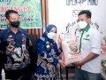 Pj Sekda Gowa Launching Beras Agangta
