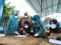 Puluhan Kader Posyandu Jalani Uji Kompetensi Serentak