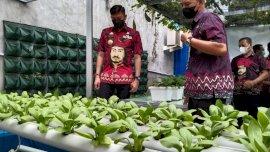 Launching Pasar Mitra Tani, Bupati Adnan Apresiasi Inovasi Dinas Ketapang