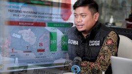 Ikut Presentasi Layanan Inovasi Publik, Bupati Adnan Paparkan Sahabat Lapor
