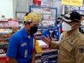 Pimpin Tim 2 Sosialisasi PPKM Mikro, Wabup Gowa Tegur Warga Tak Gunakan Masker