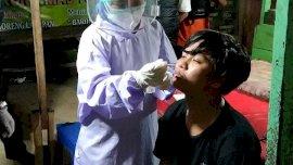 Mabuk dan Kenakan Masker,3 Pemuda di Gowa Jalani Swab PCR