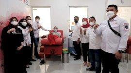 PMI Sulsel Siapkan Plasma Konvalesen Gratis untuk Pasien Covid