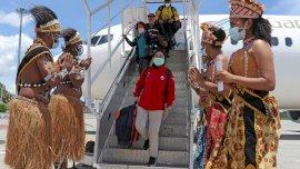 Cegah Kasus Covid-19, Kepulangan Atlet PON-Papua Dievaluasi