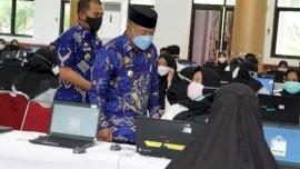 1.918 CPNS Pemkab Gowa Seleksi SKD 2021