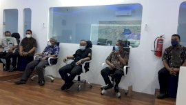 Rencana Terapkan Layanan SPBE, Diskominfo-SP Gowa Studi Tiru ke Pulau Jawa
