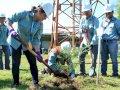 PT Vale Indonesia Menyerahkan Lahan Hasil Rehabilitasi Hutan