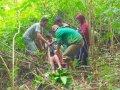 Hilang 4 Hari, Pria di Gowa Ditemukan di Hutan, Lemas dan Tanpa Busana