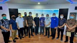 Terapkan Integrasi Tanda Tangan Online, Diskominfo-SP Gowa Sambangi BSrE